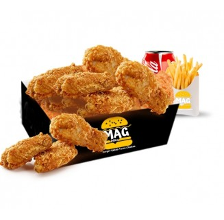Menu Box Mixte 4wings +...
