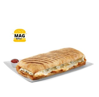Panini 3 fromages seul